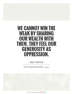 WE CANNOT WIN THE 