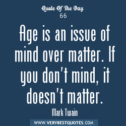 Quate Of he 'Day 