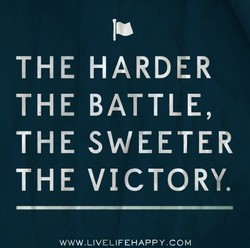 THE HARDER 