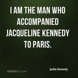 I AM THE MAN WHO 