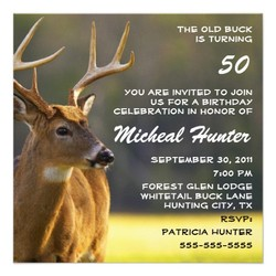 THE OLD BUCK 