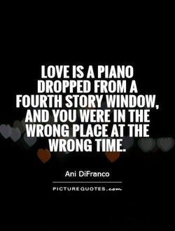 LOVE IS A PIANO 