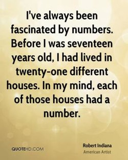 I've always been 