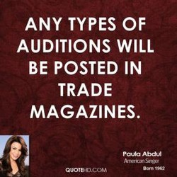 ANY TYPES OF 