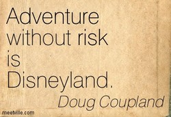 without risk 