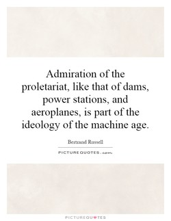 Admiration of the 