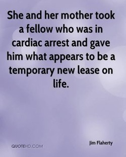 She and her mother took 