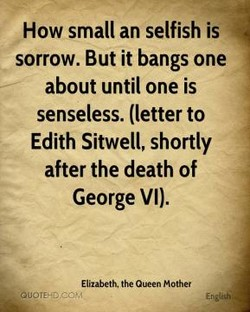 How small an selfish is 