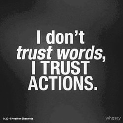I don't 