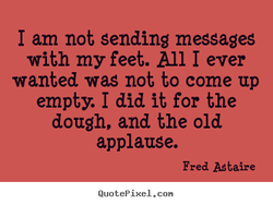 I am not sending messages 