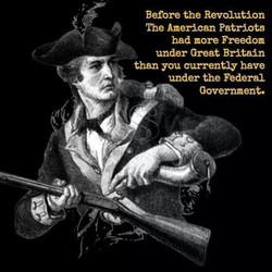 Before the Revolution 