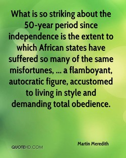 What is so striking about the 