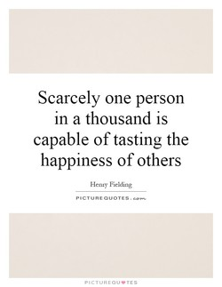 Scarcely one person 