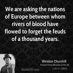 We are asking the nations 