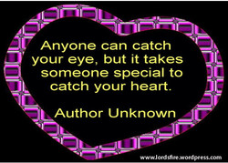 Anyone can catch 