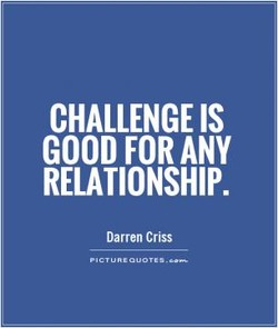 CHALLENGE IS 
