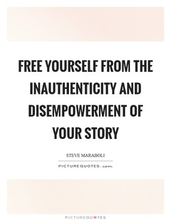 FREE YOURSELF FROM THE