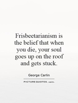 Frisbeetarianism is 