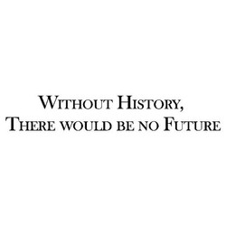 WITHOUT HISTORY, 
