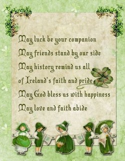 luck be your companion 