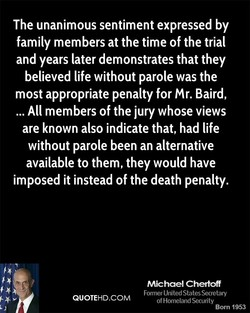 The unanimous sentiment expressed by 