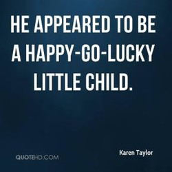 HE APPEARED TO BE 