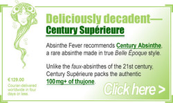Deliciously decadent— 