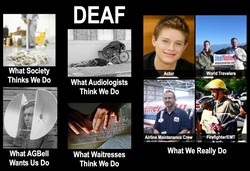 DEAF 