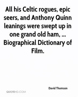 All his Celtic rogues, epic 