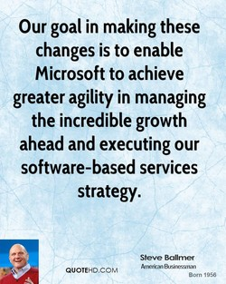 Our goal in making these 