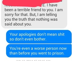 . I have 