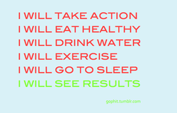 I WILL TAKE ACTION 