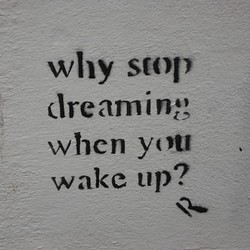 why stop 