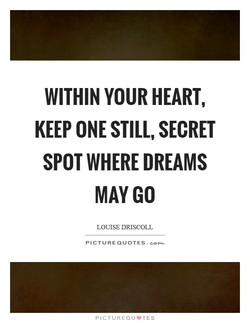 WITHIN YOUR HEART, 