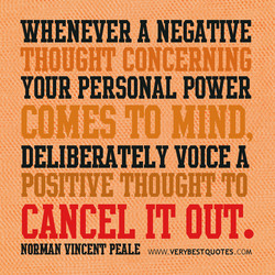 WHENEVER NEGATIVE 