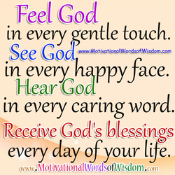 Feel God 