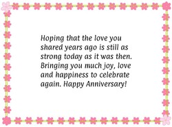 Hoping that the love you 