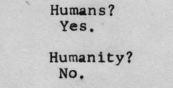 Human s ? 
