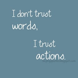 1 don't trut 