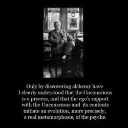 Only by discovering alchemy have 