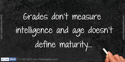 CraAes don't measure 