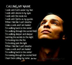 CALLINQMY NAME 