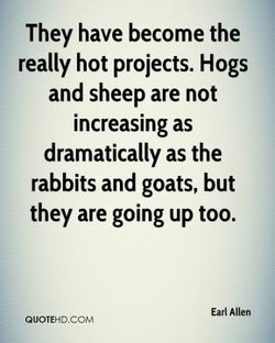 They have become the 