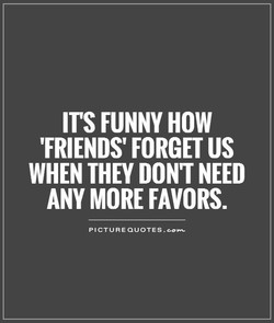 ITS FUNNY HOW 