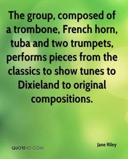 The group, composed of 