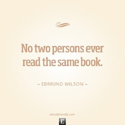 No two persons ever 