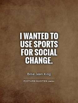 I WANTED TO 