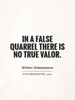 IN A FALSE 