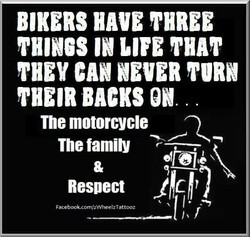 BIKERS NAVE THREE 