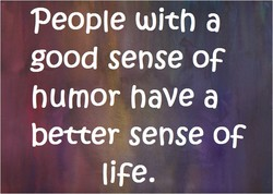 People with a 